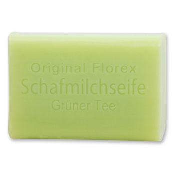 SCHAFMILCHSEIFE GRUENER TEE