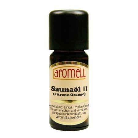 Ätherische Ölmischung Saunaöl II (Zitrone-Orange)