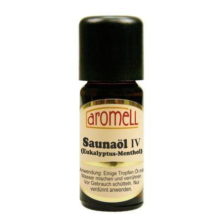 Ätherische Ölmischung Saunaöl IV (Euka, Minze, Menthol)
