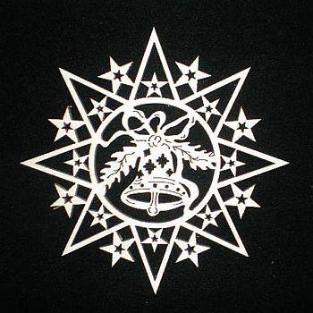 Sternchen mit Glocke