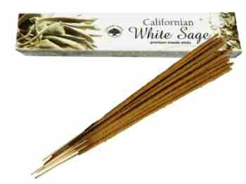 WHITE SAGE (Weißer Salbei) RÄUCHERSTÄBCHEN